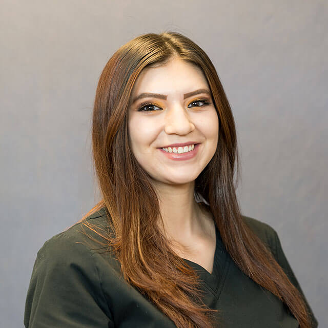 Stefani - Medical Assistant to Dr. Ornelas